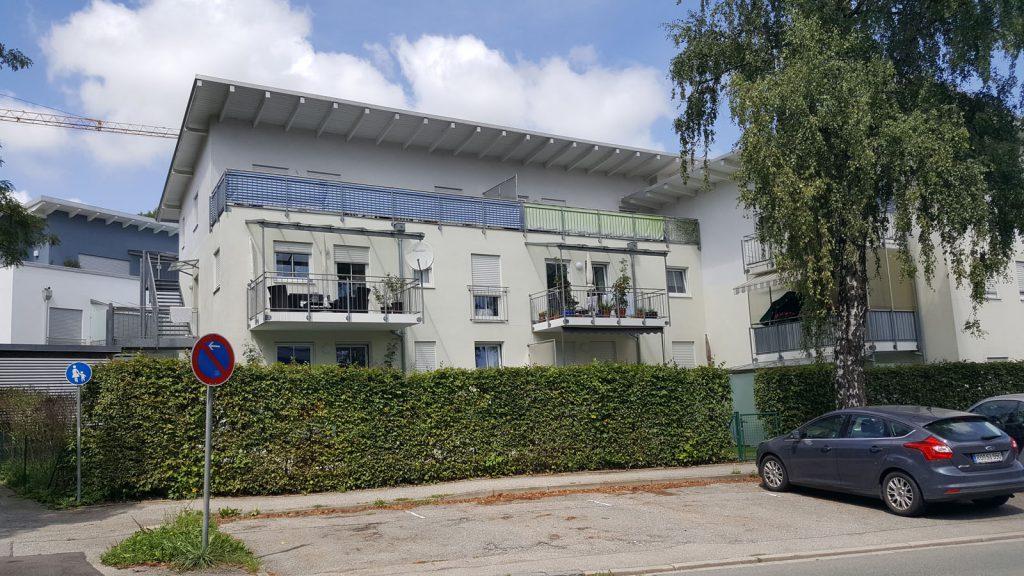 2004/2005 - Neubau von 11 ETW