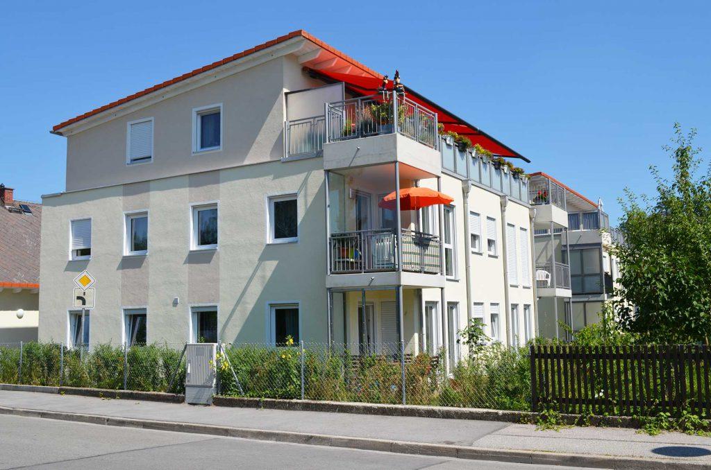 2011 - Neubau von 10 ETW