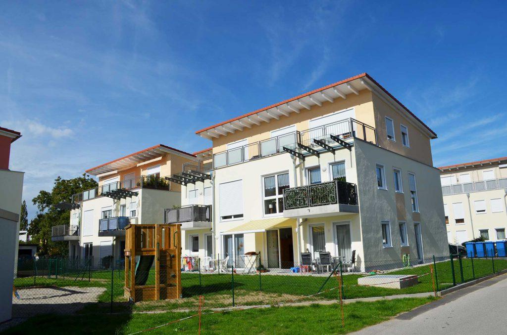 2015 - Neubau von 15 ETW