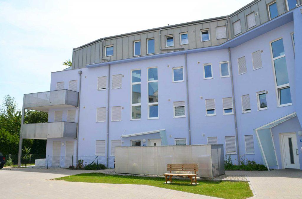 2014 - Neubau von 18 ETW