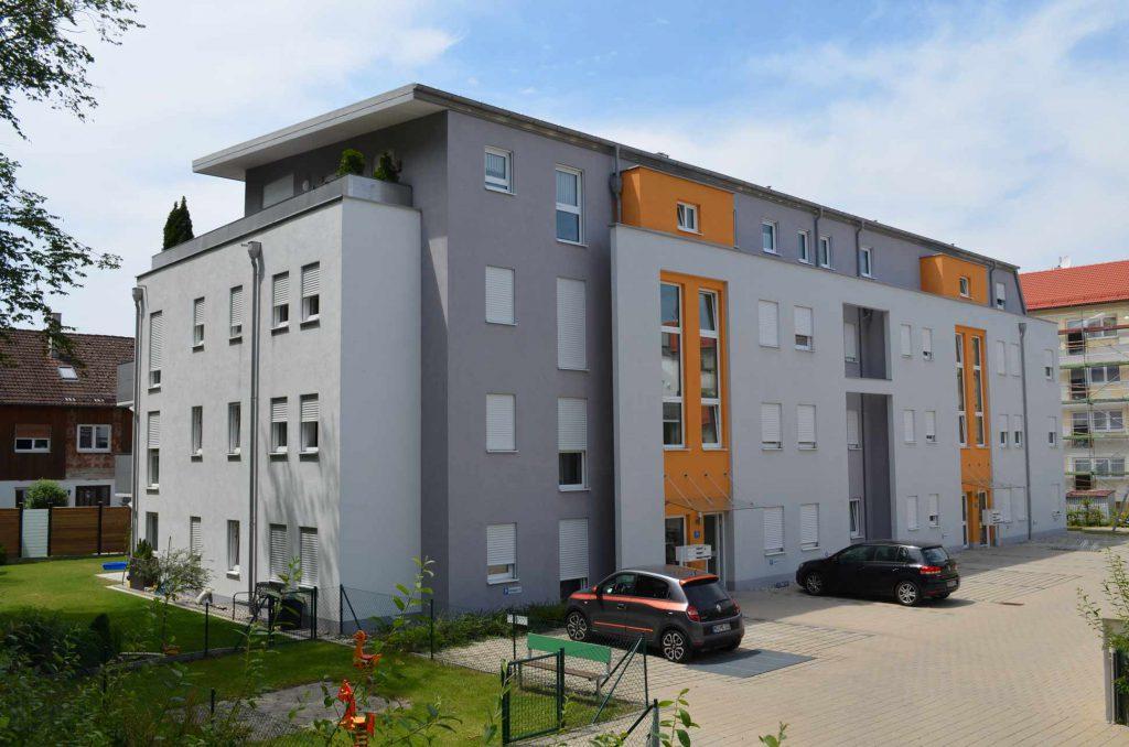2016/2017 - Neubau von 36 ETW